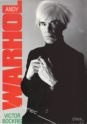 Bockris, Victor - Andy Warhol