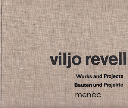 Revell, Viljo - Works and projects
