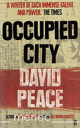 Peace, David - Occupied City