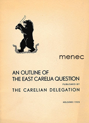 An Outline of the East Carelia Question