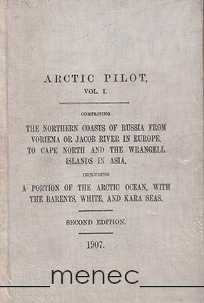 Penn, H. S. - Arctic Pilot, vol. I & Revised Supplement [2 vol.]