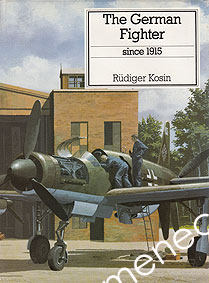 Kosin, Rüdiger - German Fighter since 1915