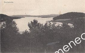 Sortavala, järvimaisema