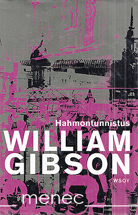 Gibson, William - Hahmontunnistus