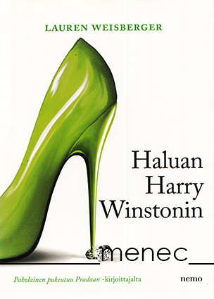 Weisberger, Lauren - Haluan Harry Winstonin