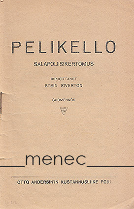 Riverton, Stein - Pelikello