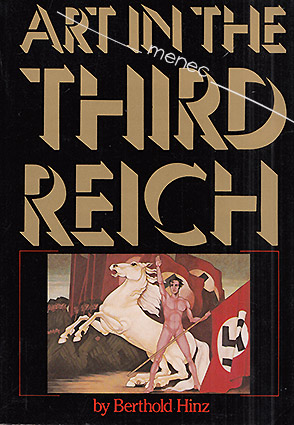 Hinz, Berthold - Art in the Third Reich