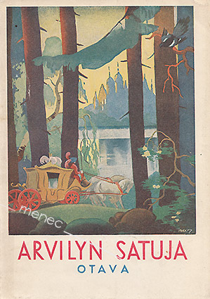 Lydecken, Arvid - Arvilyn satuja