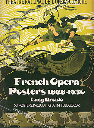 Broido, Lucy - French Opera Posters 1868-1930